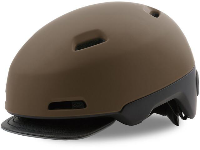 Giro Sutton casco per bici marrone